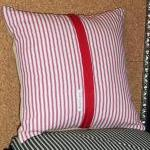 Decorative Throw Pillow Cover with ..