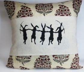 Decorative pillow cu..